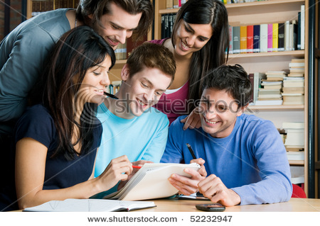 happy-group-of-students-studying-and-working-together-in-a-college-library-52232947.jpg